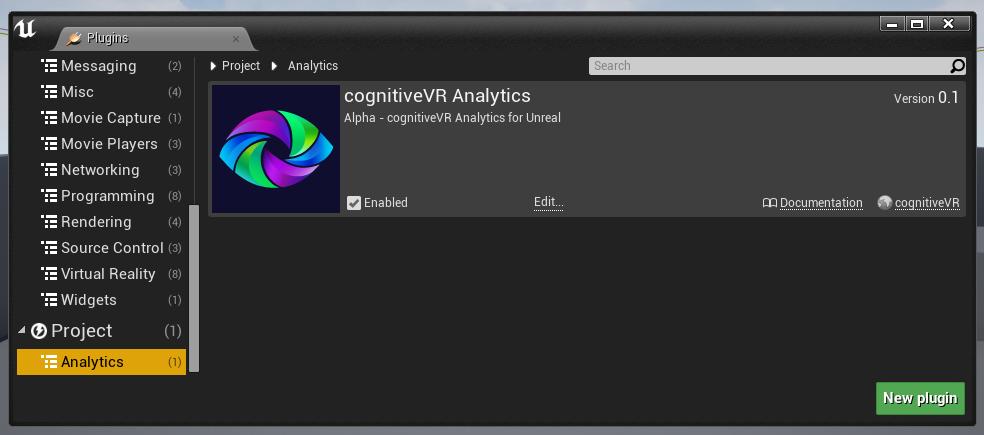 Get Started - Cognitive3D - Documentation